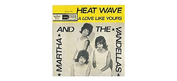 Heat Wave – Martha and the Vandellas