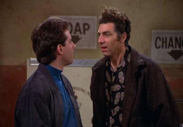 Seinfeld – The Revenge