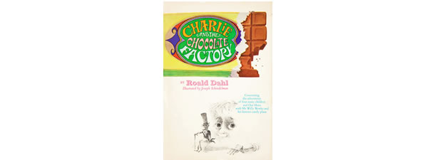 Charlie and the Chocolate Factory – Roald Dahl