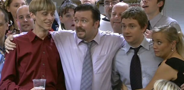 The Office – Christmas Specials