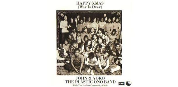 Happy Xmas (War is Over) – John Lennon, The Plastic Ono Band