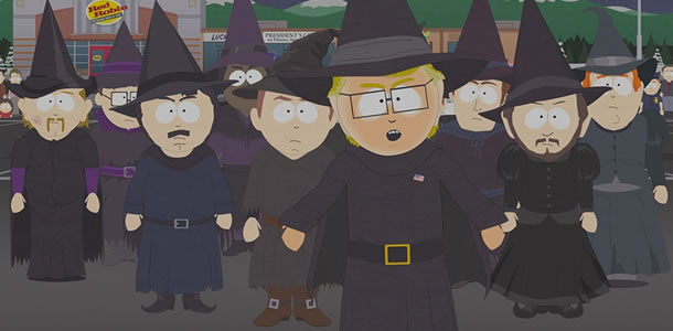 South Park – Sons a Witches